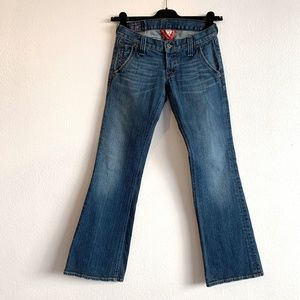 Rare Vintage Find - Lil' Maggie Jeans w/Button Fly